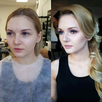 Vizažistė ir šukuosenų stilistė / Giedrė Vainauskienė / Darbų pavyzdys ID 244483