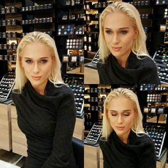 Vizažistė ir šukuosenų stilistė / Giedrė Vainauskienė / Darbų pavyzdys ID 244485