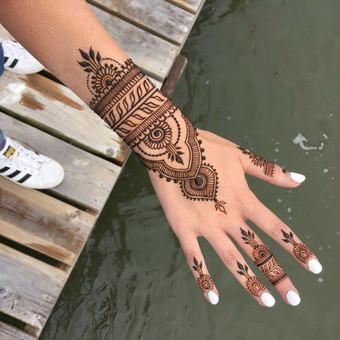 facebook : Leo Niekaip (Henna tattoo) / Leo Niekaip / Darbų pavyzdys ID 244561