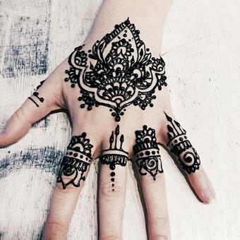 facebook : Leo Niekaip (Henna tattoo) / Leo Niekaip / Darbų pavyzdys ID 244565