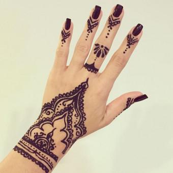 facebook : Leo Niekaip (Henna tattoo) / Leo Niekaip / Darbų pavyzdys ID 244567