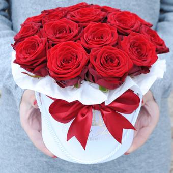 Floristas, gėlių salonas / Karolis Strazdas / Darbų pavyzdys ID 245187