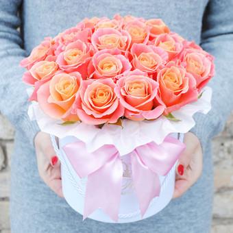 Floristas, gėlių salonas / Karolis Strazdas / Darbų pavyzdys ID 245193