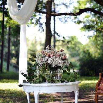 Vestuvių ir švenčių dekoravimas / Kristina Petrauskienė / Darbų pavyzdys ID 246627