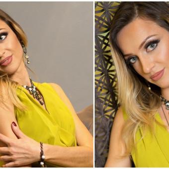 """""""Silvija MUA Make Up & Hairstyles""""  - MAKIAŽAI ir ŠUKUOSENOS / Silvija / Darbų pavyzdys ID 246629"""