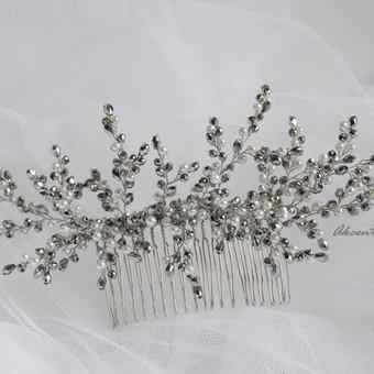Vestuviniai papuošalai ir aksesuarai / Raimonda / Darbų pavyzdys ID 247357