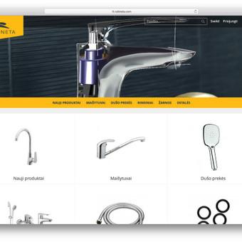 http://lt.rubineta.com - Klientų savitarnos sistema