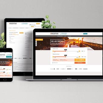 Grafinis dizainas, web dizainas, maketavimas / Jurgita / Darbų pavyzdys ID 247841