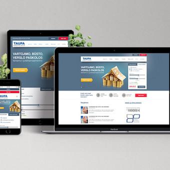Grafinis dizainas, web dizainas, maketavimas / Jurgita / Darbų pavyzdys ID 247843
