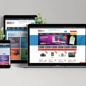 Grafinis dizainas, web dizainas, maketavimas / Jurgita / Darbų pavyzdys ID 247845