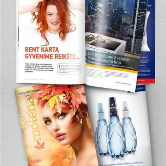 Grafikos dizainerė Vilniuje / Jurgita / Darbų pavyzdys ID 247875