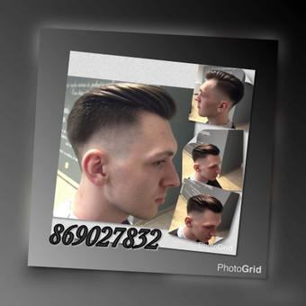 Vyriški kirpimai,barzdų modeliavimas,skutimas. / Loreta / Darbų pavyzdys ID 248005