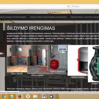 Svetainės statybininkams TELEFONU, SEO optimizavimas. / Georgijus Jemeljanovas / Darbų pavyzdys ID 248831