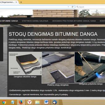 Svetainės statybininkams TELEFONU, SEO optimizavimas. / Georgijus Jemeljanovas / Darbų pavyzdys ID 248839