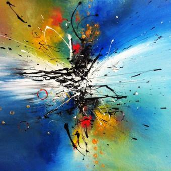 Dailininkė Vilniuje / Artroom Studija / Darbų pavyzdys ID 249101