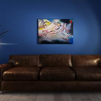 Dailininkė Vilniuje / Artroom Studija / Darbų pavyzdys ID 249109