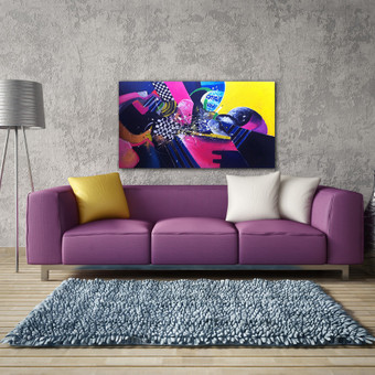 Dailininkė Vilniuje / Artroom Studija / Darbų pavyzdys ID 249129