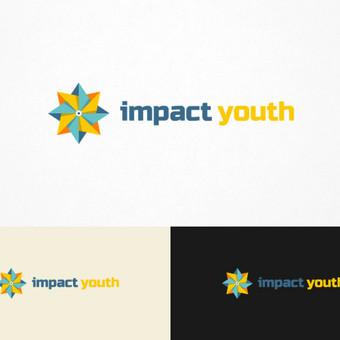 Impact youth      Logotipų kūrimas - www.glogo.eu - logo creation.