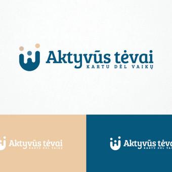 Aktyvūs tėvai - kartu dėl vaikų  |   Logotipų kūrimas - www.glogo.eu - logo creation.