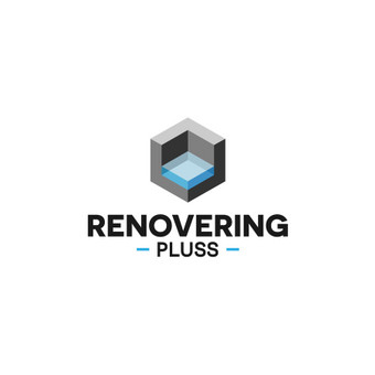 Renovering pluss  |   Logotipų kūrimas - www.glogo.eu - logo creation.