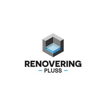 Renovering pluss      Logotipų kūrimas - www.glogo.eu - logo creation.