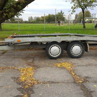 Automobilių nuoma / Autonuoma Carpark / Darbų pavyzdys ID 250169
