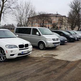 Automobilių nuoma / Autonuoma Carpark / Darbų pavyzdys ID 250175