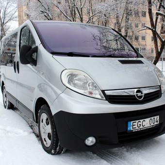 Automobilių nuoma / Autonuoma Carpark / Darbų pavyzdys ID 250203