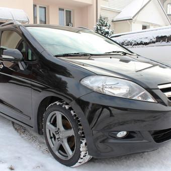 Automobilių nuoma / Autonuoma Carpark / Darbų pavyzdys ID 250205