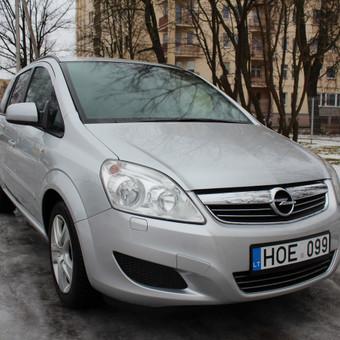 Automobilių nuoma / Autonuoma Carpark / Darbų pavyzdys ID 250209