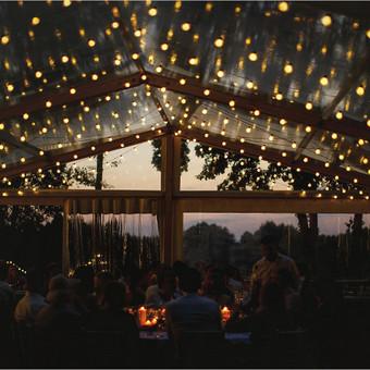 Lempučių girliandų nuoma vestuvėms ir kt. šventėms. / Ponas Edisonas / Darbų pavyzdys ID 250231