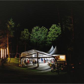 Lempučių girliandų nuoma vestuvėms ir kt. šventėms. / Ponas Edisonas / Darbų pavyzdys ID 250235