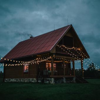 Lempučių girliandų nuoma vestuvėms ir kt. šventėms. / Ponas Edisonas / Darbų pavyzdys ID 250237