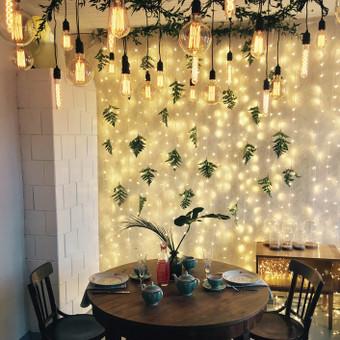 Lempučių girliandų nuoma vestuvėms ir kt. šventėms. / Ponas Edisonas / Darbų pavyzdys ID 250239