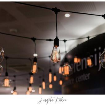 Lempučių girliandų nuoma vestuvėms ir kt. šventėms. / Ponas Edisonas / Darbų pavyzdys ID 250241