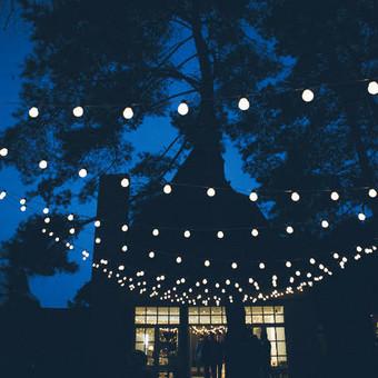 Lempučių girliandų nuoma vestuvėms ir kt. šventėms. / Ponas Edisonas / Darbų pavyzdys ID 250243