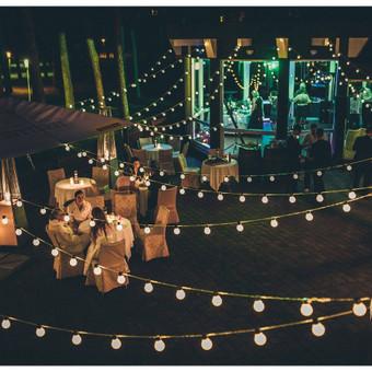Lempučių girliandų nuoma vestuvėms ir kt. šventėms. / Ponas Edisonas / Darbų pavyzdys ID 250245