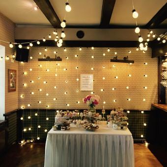 Lempučių girliandų nuoma vestuvėms ir kt. šventėms. / Ponas Edisonas / Darbų pavyzdys ID 250251