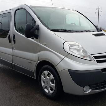 Automobilių nuoma / Autonuoma Carpark / Darbų pavyzdys ID 250401