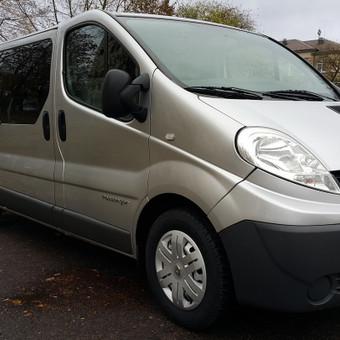 Automobilių nuoma / Autonuoma Carpark / Darbų pavyzdys ID 250405