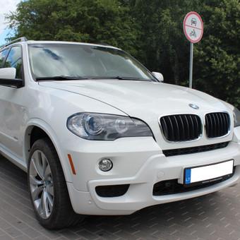 Automobilių nuoma / Autonuoma Carpark / Darbų pavyzdys ID 250407