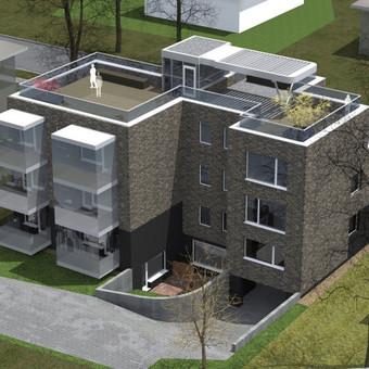 Architektė Kaune / Lilija Putnienė / Darbų pavyzdys ID 250923
