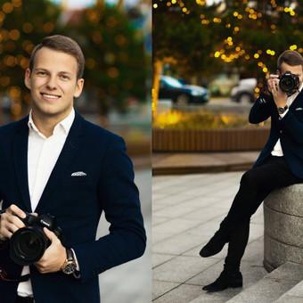 Profesionalus fotografas Tomas Šimkus Vestuvės, Renginiai, Vakrėliai, Fashion fotosesijos, Asmeninės fotosesijos, krikštynos,  Mergvakariai, Įmonės renginiai. Konferencijos, Šimtadieniai, I ...