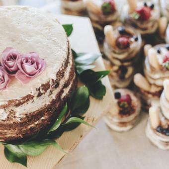 Tortai, desertai / Rūta Platačiūtė Platačiūtė / Darbų pavyzdys ID 251575
