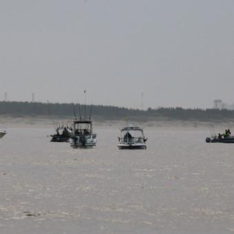 Žvejybinės išvykos į Baltijos jūrą bei Kuršių marias / Raimondas Venckus / Darbų pavyzdys ID 251601