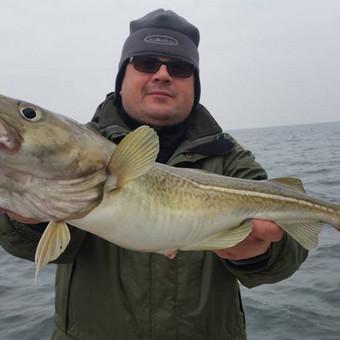 Žvejybinės išvykos į Baltijos jūrą bei Kuršių marias / Raimondas Venckus / Darbų pavyzdys ID 251661