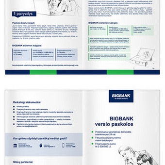 Grafikos dizainerė / Eglė Matulaitienė / Darbų pavyzdys ID 251881