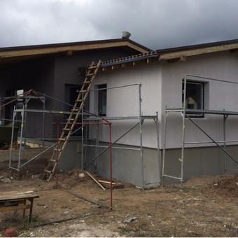 Statybos darbai / Edgaras / Darbų pavyzdys ID 252403