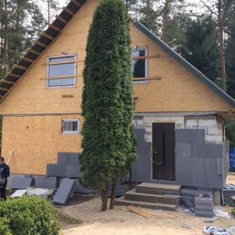 Statybos darbai / Edgaras / Darbų pavyzdys ID 252405