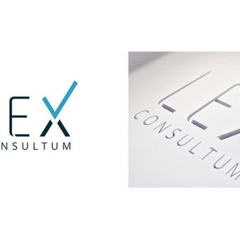 """""""Lex Consultum"""" logotipas"""